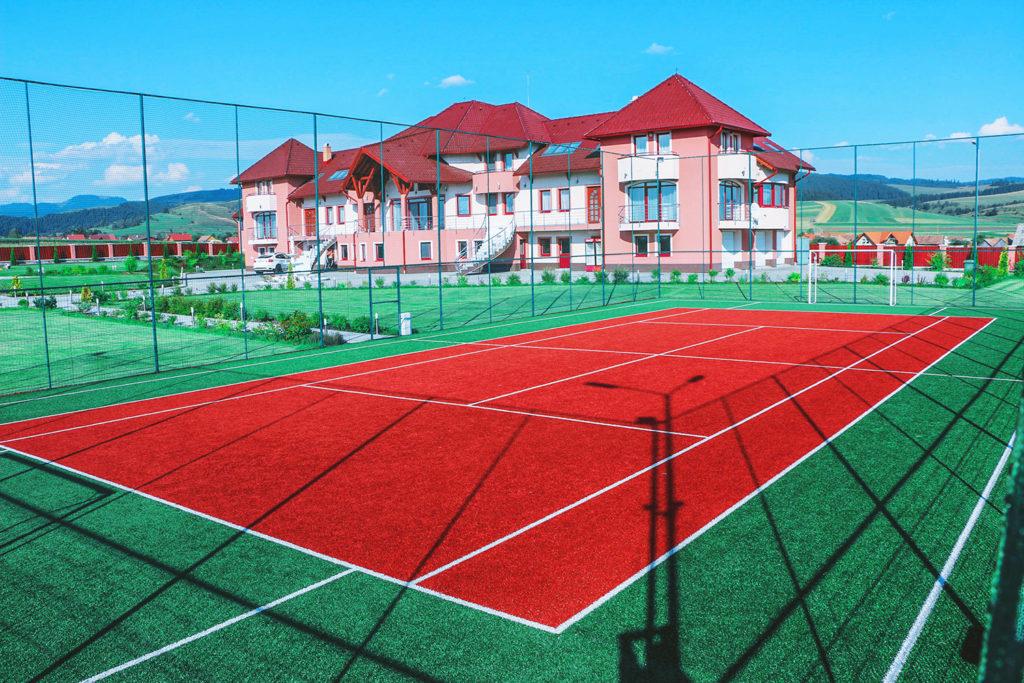 Sanderson Apartments - tenisz